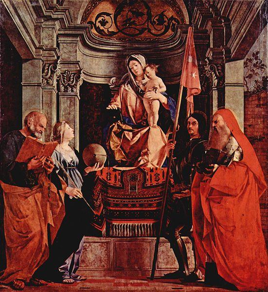saint christaina