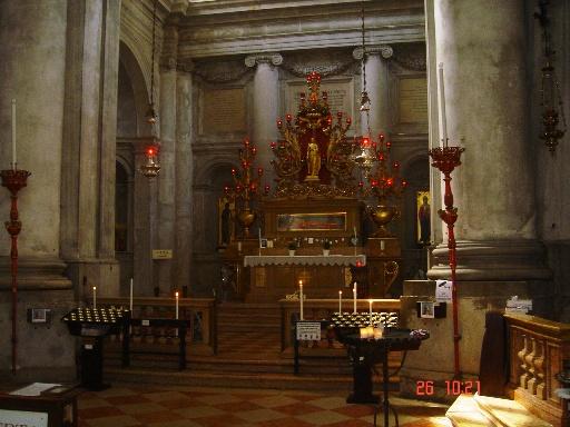 San Geremia Santa Lucia