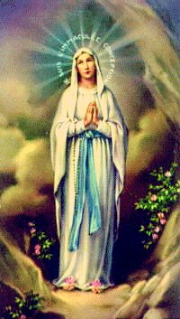 mary the rosary
