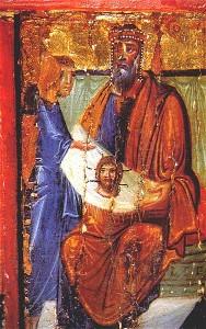 Saint Addai,st addai,catholic saint