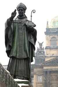 Saint Adalbert,st adalbert,catholic saint