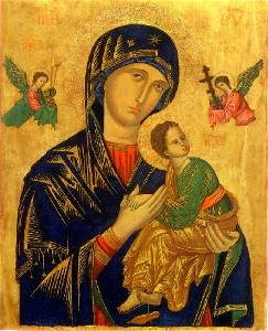 Blessed Mother Prayers, Virgin Mary